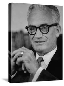 Senator Barry M. Goldwater by Joe Scherschel