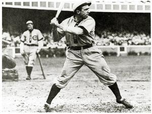 Joe Tinker of the Chicago Cubs in Action During 1906