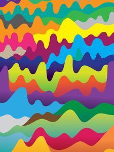 Waves by Joe Van Wetering