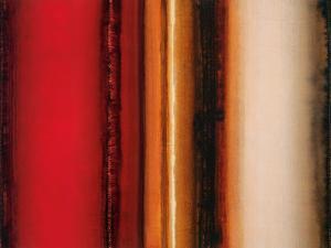 Red River Sunset by Joel Holsinger