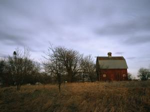 A Barn on a Farm in Nebraska by Joel Sartore