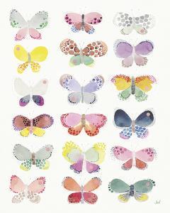 Butterfly Kaleidoscope by Joelle Wehkamp