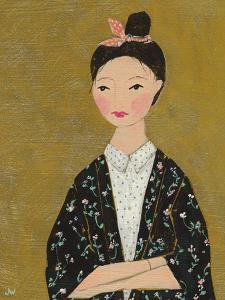Floral Kimono by Joelle Wehkamp