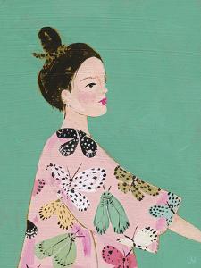 Flutter Kimono by Joelle Wehkamp