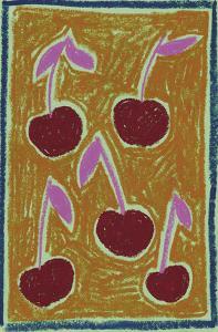 Naive Fruit - Cherry by Joelle Wehkamp