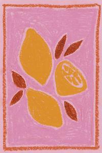 Naive Fruit - Lemon by Joelle Wehkamp