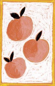 Naive Fruit - Peach by Joelle Wehkamp