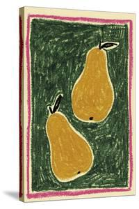 Naive Fruit - Pear by Joelle Wehkamp
