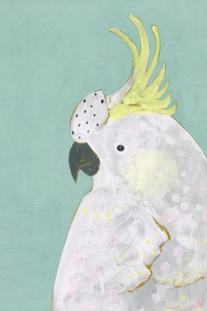 Tropical Birds - Cockatoo
