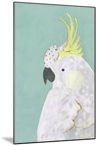 Tropical Birds - Cockatoo by Joelle Wehkamp