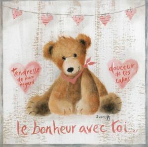 Le Bonheur Avec Toi by Joëlle Wolff