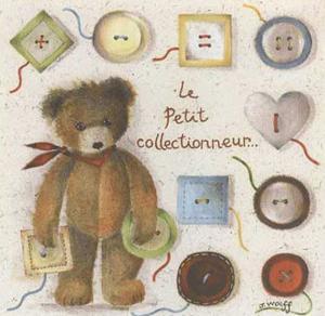 Le Petit Collectionneur by Joëlle Wolff