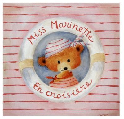 Miss Marinette en Croisiere