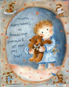 Pas Trop Sommeil by Joëlle Wolff