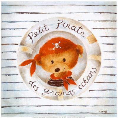 Petit Pirate des Grands Oceans