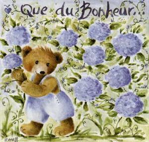 Que du Bonheur by Joëlle Wolff