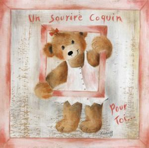 Sourire Coquin by Joëlle Wolff