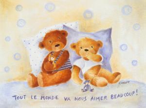Tout le Monde Va Nous Aimer Beaucoup by Joëlle Wolff