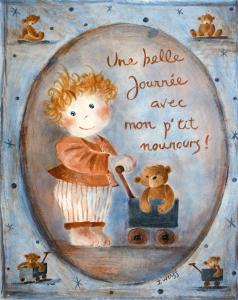 Une Belle Journee by Joëlle Wolff