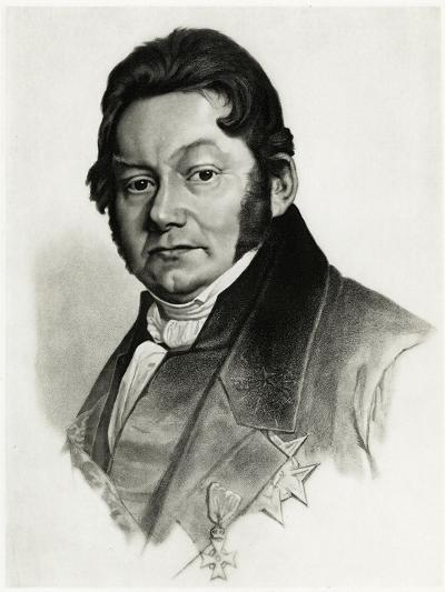 Jöns Jakob Berzelius, 1884-90--Giclee Print