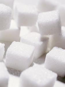 White Sugar Lumps by Jörg Nissen