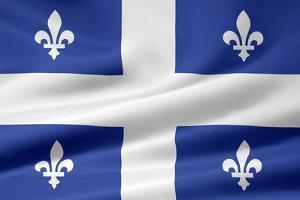 Quebec Flag by joggi2002