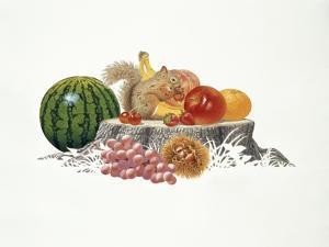 Fruits Fiesta by Joh Naito