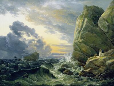 Morgen Nach Einer Sturmnacht, 1819