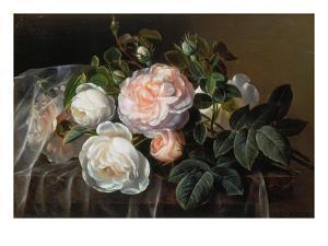 The Bouquet by Johan Laurentz Jensen