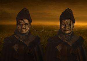 Twin sisters by Johan Lilja