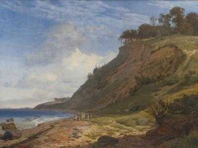 A Danish Coast. View from Kitnæs by the Roskilde Fjord, 1843