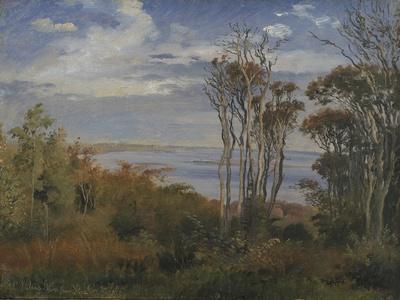 Kolås Wood. Vejrhøj, 1846