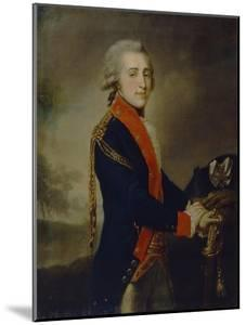 Portrait of Count Artemy Ivanovich Lazarev (1768-179), 1790S by Johann-Baptist Lampi the Younger