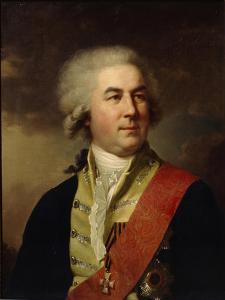 Portrait of Count Pyotr Zavadovsky by Johann-Baptist Lampi the Younger