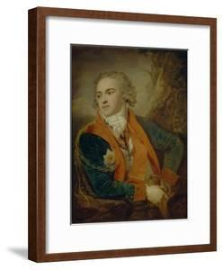 Portrait of Count Stepan Stepanovich Apraksin (1757-182), 1793 by Johann-Baptist Lampi the Younger