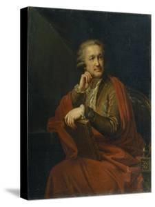 Portrait of Prince Alexander Sergeevich Stroganov (1733-181), 1793 by Johann-Baptist Lampi the Younger