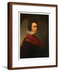 Portrait of the Poet Apollon Alexandrovich Maykov (1761-183), 1796 by Johann-Baptist Lampi the Younger