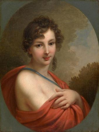 Portrait of Yelena Naryshkina (1785?185), 1800