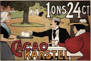 Cacao Karstel by Johann George Van Caspel