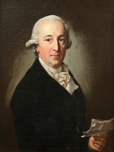 Johann Gottfried Herder (1744-1803), Ca. 1780--Giclee Print