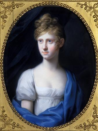 Amalie Adelheid Luise Therese Caroline Princess of Sachsen-Meiningen, C.1808