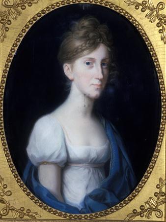 Ida, Wife of the Duke of Sachsen-Weimar-Eisenach, C.1808