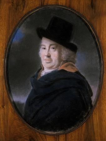 Portrait of Franz Friedrich, 1800