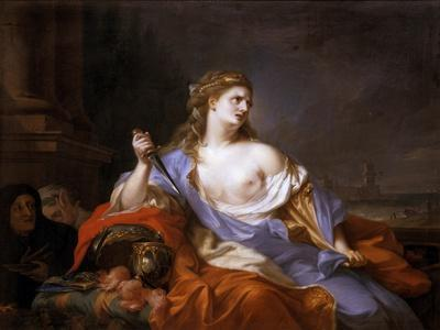 Dido on the Pyre, 1775
