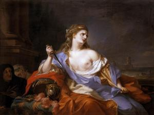 Dido on the Pyre, 1775 by Johann Heinrich Tischbein
