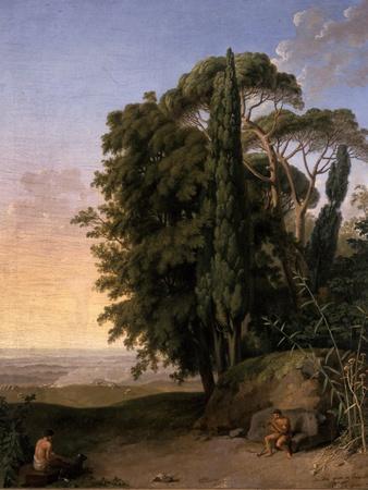 Landscape Near Frascati, 1783