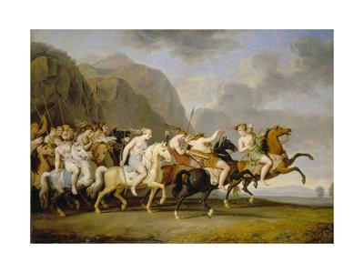 Riding Amazons, 1788