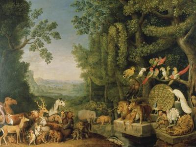 The Conference of the Animals From: Reynard the Fox