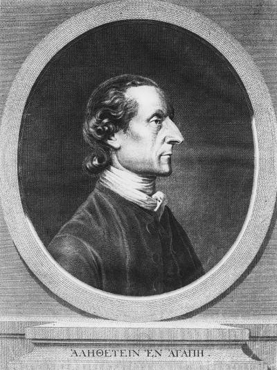 Johann Kaspar Lavater--Giclee Print