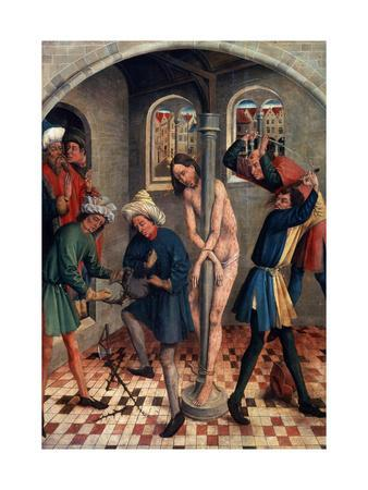 The Flagellation of Christ, before 1457